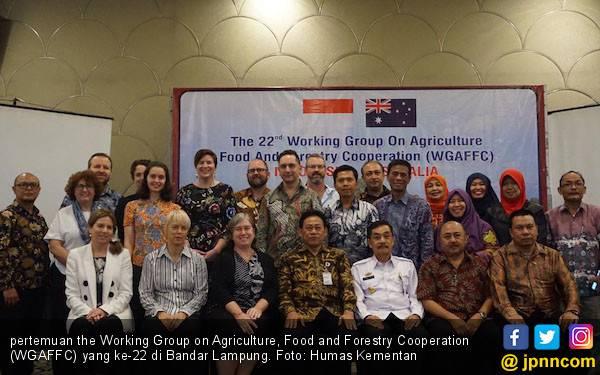 Indonesia Perkuat Akses Pasar Pertanian ke Australia - JPNN.com
