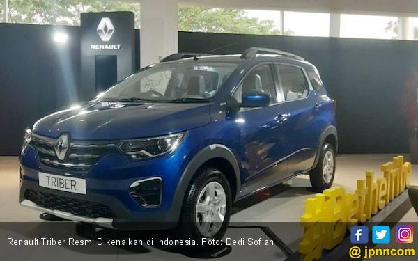 3 Alasan Ini Bikin Renault Triber Pede Bertarung di Indonesia - JPNN.com