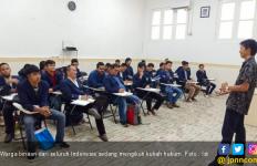 Warga Binaan yang Terpilih dari Seluruh Indonesia Bisa Kuliah Hukum Hingga S1 - JPNN.com