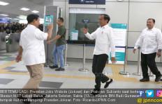 Jokowi dan Prabowo Bertemu, ARJ: Langkah Awal Bangun Bangsa - JPNN.com