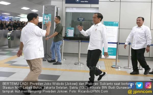 Jokowi Bakal Berpidato di Visi Indonesia, Semoga Ada Kejutan dari Kubu Prabowo - Sandiaga - JPNN.com