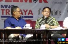 Burhanuddin: Pertarungan di Munas Golkar Tergantung Arah Lirikan Mata Jokowi - JPNN.com