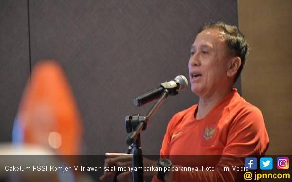 Komjen Iriawan Beber Resep Besarkan Kompetisi Profesional di Indonesia - JPNN.com