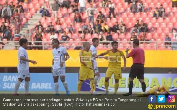 Sriwijaya FC Akhirnya Telan Kekalahan Perdana di Liga 2 2019 - JPNN.com
