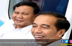 Bersalaman dan Berpelukan dengan Jokowi, Pak Prabowo Tampak Senang Sekali - JPNN.com