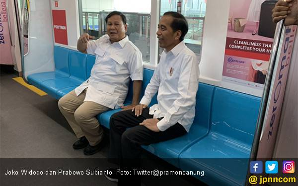 Sepertinya Prabowo Bakal Tetap Oposisi, Ini Pertandanya - JPNN.com