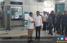Pilihan Stasiun MRT Jadi Lokasi Pertemuan Jokowi - Prabowo Memang Sarat Makna - JPNN.com