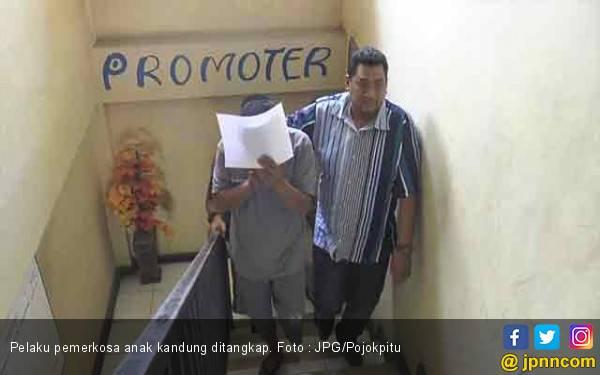 Ibu Banting Tulang Cari Uang, Bapak di Rumah Sibuk Perkosa Anak Sulung - JPNN.com