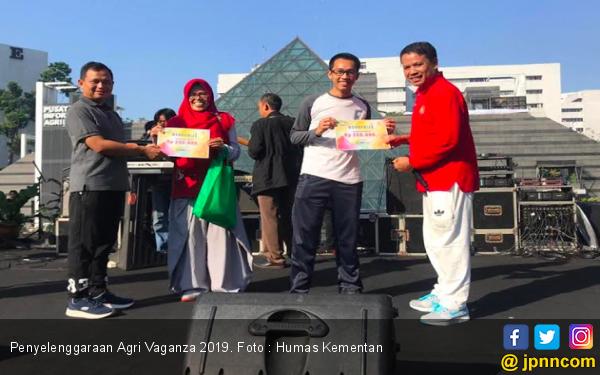 Menteri Budi Karya Sampai Praktisi Hadir di Agri Vaganza 2019 - JPNN.com