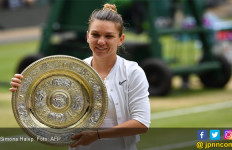 Jadi Juara Wimbledon 2019, Simona Halep Wujudkan Mimpi Ibunya - JPNN.com