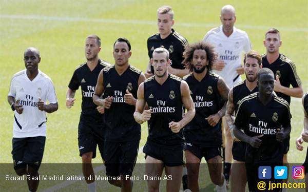 Real Madrid Paling Ditunggu di International Champions Cup 2019 - JPNN.com