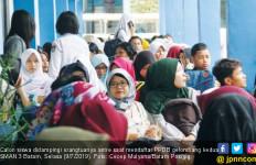 PPDB Gelombang Ketiga Dibuka Besok, Sediakan Kuota 2.250 Siswa - JPNN.com