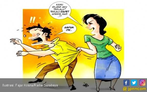 Istri Rajin Perawatan agar Aduhai, Suami Pilih Selingkuh dengan Wanita Tua - JPNN.com