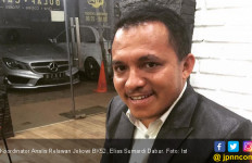 Seperti Ini Elias Memaknai Pertemuan Jokowi - Prabowo - JPNN.com