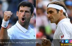 Prediksi Djokovic vs Federer: Seperti Sekolah, Tak Perlu Lagi Membaca Buku di Hari Ujian - JPNN.com