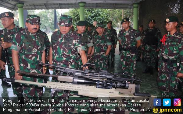 Panglima Yakin Prajurit Kostrad Mampu Menghadapi Persoalan di Luar Pengacau - JPNN.com