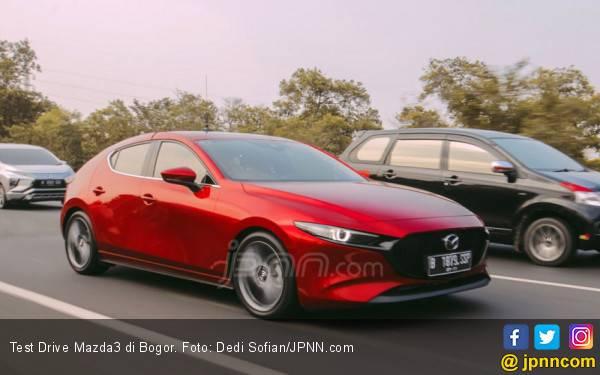 Test Drive Mazda3 Terbaru : Kental Aura Sport - JPNN.com