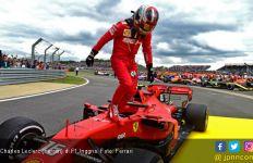Dikontrak Ferrari 5 Tahun, Tetapi Gaji Leclerc Masih Jauh di Bawah Vettel - JPNN.com