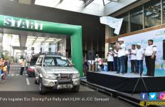 Hari Terakhir Pekan Lingkungan Hidup dan Kehutanan, KLHK Gelar Eco Driving Fun Rally - JPNN.com