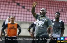 Alasan Jacksen F Tiago Usai Persipura Dihajar Bhayangkara FC - JPNN.com