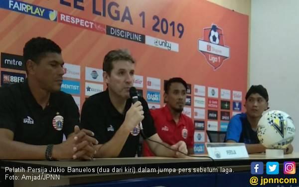 PS Tira-Persikabo vs Persija: Banuelos Sebut Panpel Lokal Tak Fair, Ini Penyebabnya - JPNN.com