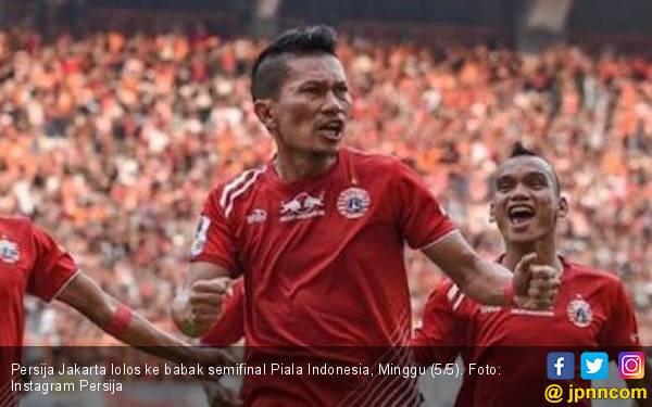 Final Piala Indonesia: Persija Jakarta Akan Jamu PSM Makassar di GBK - JPNN.com