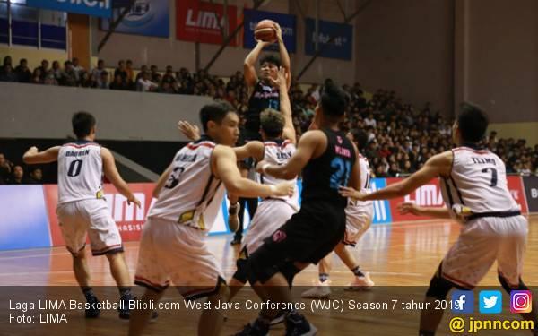 ITHB Kawinkan Gelar Juara LIMA Basketball WJC 2019 - JPNN.com