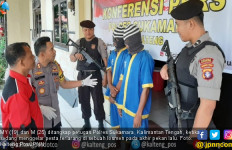 Gelar Pesta Terlarang di Losmen, Tidak Berkutik saat Digerebek - JPNN.com