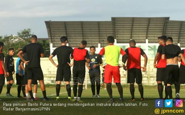 Liga 1 2019: Daftar Lengkap Skuat Barito Putera Kontra Borneo FC - JPNN.com