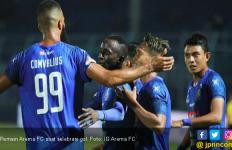 Arema FC vs Persebaya: Makan Konate Optimistis Raih Tiga Poin - JPNN.com