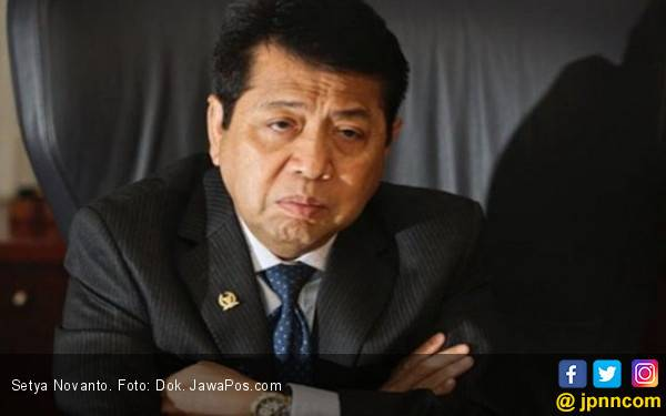 Kok Setya Novanto Dikembalikan ke Lapas Sukamiskin? - JPNN.com