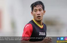 Andre Agustiar Berjuang Raih Kepercayaan Pelatih - JPNN.com