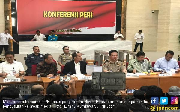 Bantah Komjen Iriawan, TPF: Kami Mencari Fakta Bukan Sensasi - JPNN.com