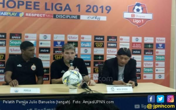 Persija Sebut Soal Etika Kepemimpinan Wasit Final Piala Indonesia - JPNN.com