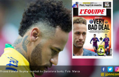 PSG Tolak Rp 625 Miliar Plus Coutinho + Rakitic Untuk Pembelian Neymar - JPNN.com