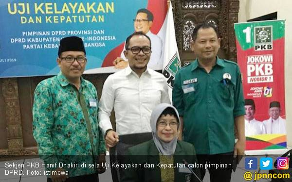 435 Kader PKB Ikuti Uji Kelayakan Calon Pimpinan DPRD - JPNN.com