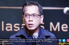 Nama Masuk Bursa Calon Menteri, Wishnutama Kusubandio Bilang Begini - JPNN.com