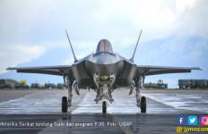 Jet Siluman Amerika Bernasib Nahas di Ketinggian 1.600 Kaki, Tak Tertolong Lagi - JPNN.com