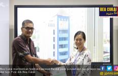 Bea Cukai Berikan Fasilitas Kawasan Berikat pada Perusahaan Pengekspor Tas dan Topi - JPNN.com