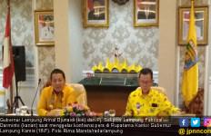 Arinal Minta Kemenhut Segera Turun Tangan Atasi Konflik Register 45 - JPNN.com