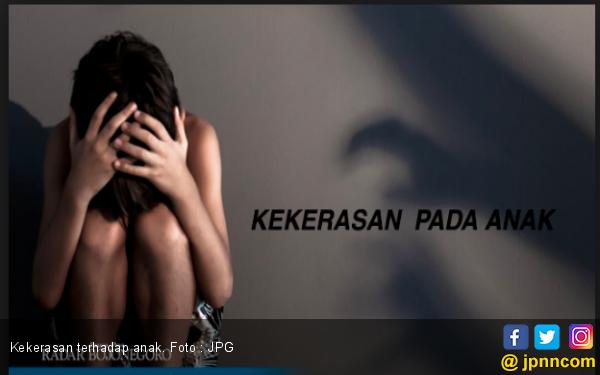Oknum Polisi Diduga Aniaya Bocah saat Belajar Mengaji - JPNN.com