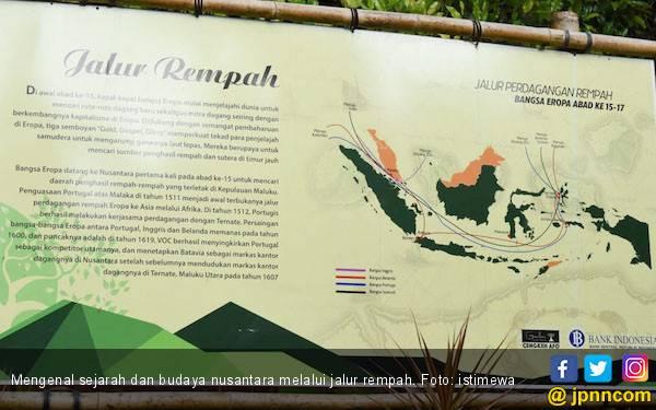 Mengenal Kekayaan Budaya dan Sejarah Nusantara Melalui Jalur Rempah - JPNN.com