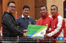 Seluruh Atlet Indonesia ASEAN Schools Games 2019 Dijamin BPJS Ketenagakerjaan - JPNN.com
