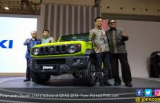 Tenang, Suzuki Jimny Terbaru Untuk Indonesia Tak Dibatasi Volume - JPNN.com