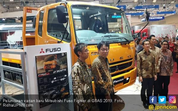 6 Varian Baru Mitsubishi Fuso Fighter Meluncur di GIIAS 2019, Perkuat di Segmen MDT - JPNN.com