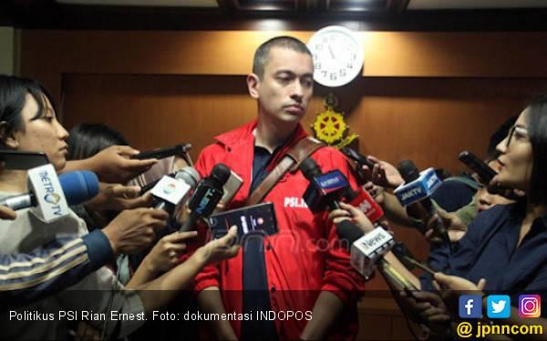 Merasa Difitnah, Taufiqurrahman Gerindra Polisikan Rian Ernest PSI - JPNN.com