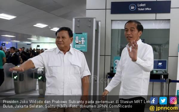 Yakinlah, Prabowo Bertemu Jokowi dan Megawati Bukan untuk Bicara Kursi Menteri - JPNN.com