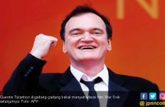 Tarantino Sudah Membayangkan Star Trek Rasa Pulp Fiction - JPNN.com