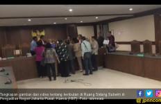 Kuasa Hukum Tomy Winata Serang Majelis Hakim PN Jakpus - JPNN.com