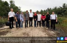 UN World Global Village Pengin Jadikan Kutai Kartanegara Pusat Teknologi dan Properti Dunia - JPNN.com